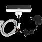 VFD zákaznický displej Virtuos FV-2030W 2x20 9mm, serial, bílý - 4/7