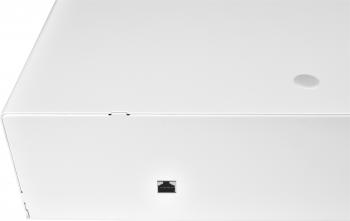 Pokladní zásuvka C420C - s kabelem, 9-24V, jasně bílá  - 4
