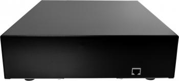 Pokladní zásuvka mikro EK-300C s kabelem, pořadač 3/4, 9-24V, černá  - 4