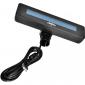 LCD zákaznický displej Virtuos FL-2025MB 2x20, USB, černý - 4/7