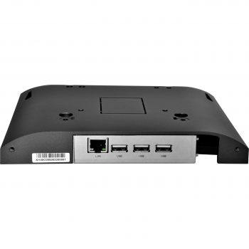 Simple box s I/O porty pro XPOS, 65W zdroj, VESA, šedý  - 4