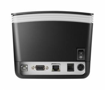 Tiskárna OKPRiNT PRP-300, termální, USB + serial + LAN, černá  - 4