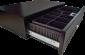 Pokladní zásuvka SK-500-RJ10P10C, 9-24V, bez kabelu, pořadač 6/8, černá - 4/6