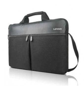 "Brašna na 15,6"" notebook Lenovo Simple Toploader T1050, šedá  - 4"