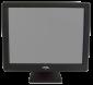 """AerPOS PP-9635AV, 15"""" LCD LED 350, 4GB RAM, rámeček, černý - 5/7"""