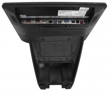 AerPOS PP-9635AV, 4GB, 120GB SSD, Win 10 IoT, rámeček, černý  - 5