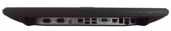 """AerPOS PP-9635BV, 15"""", 4GB, 120GB SSD, Win 10 IoT, bez rámečku, černý  - 5"""