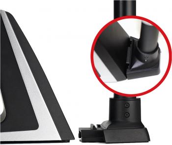 AerPole, tyčový držák externích monitorů pro Aer, VESA kompat.  - 5