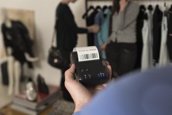 Mobilní tiskárna EPSON TM-P20: Receipt, Wifi, Cradle, Adapter, EU  - 5