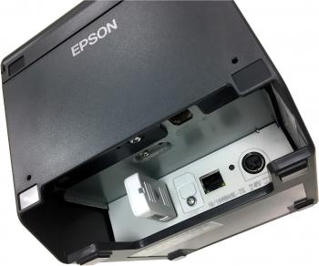 Tiskárna EPSON TM-T20II, řezačka, USB + LAN, možnost Wi-Fi dongle (C31CD52007)  - 5