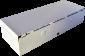 Pokladní zásuvka flip-top FT-460V4 - bez kabelu, se zam. krytem, bílá - 5/6
