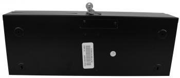 Flip-top FT-460C - s kabelem, se zamykacím krytem, černá  - 5