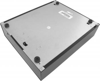 Pokladní zásuvka mikro EK-300C s kabelem, pořadač 3/4, 9-24V, černá  - 5
