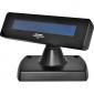LCD zákaznický displej Virtuos FL-2025MB 2x20, USB, černý - 5/7