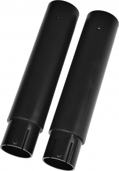 VFD zákaznic. displej Virtuos FV-2030B 2x20 9mm, serial, černý  - 5