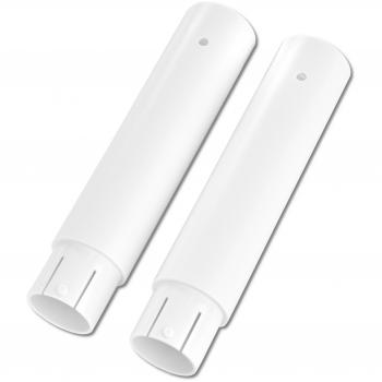 VFD zákaznický displej Virtuos FV-2030W 2x20 9mm, USB, bílý  - 5