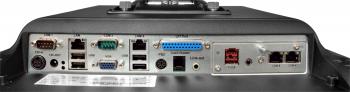 """AerPOS PP-9617BV, 17"""", 4GB, 120GB SSD, Win 10 IoT, bez rámečku, černý  - 5"""