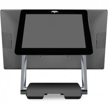 """Druhý LCD LED 10"""" pro XPOS, šedý  - 5"""