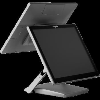 """Druhý LCD LED 15"""" pro XPOS, šedý  - 5"""