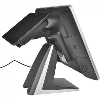"Druhý LCD LED 10,1"" Virtuos SD1010R, USB + držák AerARM  - 5"