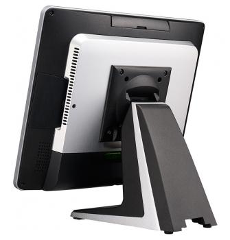 AerPOS PP-9645BV, 4GB, 120GB SSD, Win 10 IoT, bez rámečku, černý  - 5