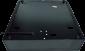 Pokladní zásuvka S-410 - s kabelem, pořadač 4/8, 24V, matná černá - 5/7
