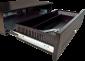 Pokladní zásuvka SK-500-RJ10P10C, 9-24V, bez kabelu, pořadač 6/8, černá - 5/6