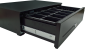 Pokladní zásuvka SK-500B-RJ10P10C, bez kabelu, pořadač 8/8, černá - 5/7