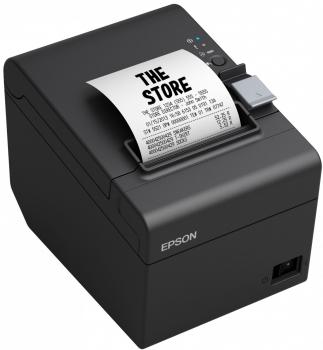 Tiskárna EPSON TM-T20III, řezačka, USB + LAN, možnost Wi-Fi dongle (C31CH51012)  - 5