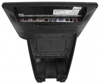 """AerPOS PP-9635AV, 15"""" LCD LED 350, 4GB RAM, rámeček, černý  - 6"""