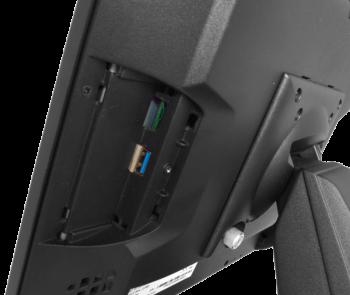 """AerPOS PP-9635BV,15""""LCD LED350, 2GB RAM, bez rámečku, černý, BAZAR  - 6"""