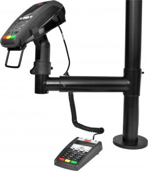 Virtuos Pole - Držák pro platební terminály Ingenico iCT 220/250  - 6