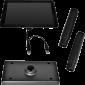 """10,1"""" LCD barevný zákaznický monitor Virtuos SD1010R, USB, černý - 5/6"""