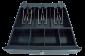 Pokladní zásuvka mikro EK-300V bez kab., pořadač 3/4, 9-24V, černá - 6/7