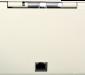 Flip-top FT-460C4 - s kabelem, se zamykacím krytem, bílá - 6/6