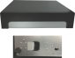 Pokladní zásuvka C425 - bez kabelu, kov. držáky, 9-24V, černá - 6/7