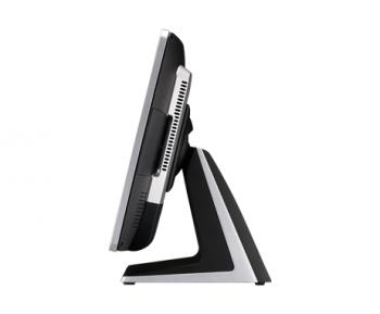 AerPOS PP-9645BV, 4GB, 120GB SSD, Win 10 IoT, bez rámečku, černý  - 6