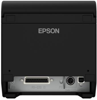 Tiskárna EPSON TM-T20III, řezačka, USB + serial (RS-232), černá  - 6