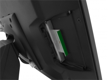 AerPOS PP-9635AV, 4GB, 120GB SSD, Win 10 IoT, rámeček, černý  - 7