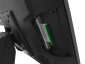 """AerPOS PP-9635BV, 15"""", 4GB, 120GB SSD, Win 10 IoT, bez rámečku, černý - 7/7"""