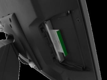 """AerPOS PP-9635BV,15""""LCD LED350, 2GB RAM, bez rámečku, černý, BAZAR  - 7"""