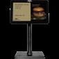 """10,1"""" LCD barevný zákaznický monitor Virtuos SD1010R, USB, černý - 6/6"""