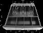 Pokladní zásuvka mikro EK-300C s kabelem, pořadač 3/4, 9-24V, černá - 7/7