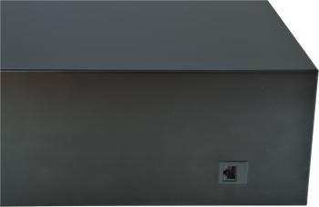 Pokladní zásuvka SK-500CB s kabelem, kov. pořadač 8/8, 9-24V, černá  - 7