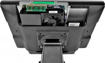 """AerPOS PP-9617BV, 17"""" LCD LED 350, 4GB RAM, bez rámečku, černý  - 7"""