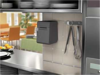 Tiskárna EPSON TM-T20II, řezačka, USB + LAN, možnost Wi-Fi dongle (C31CD52007)  - 7